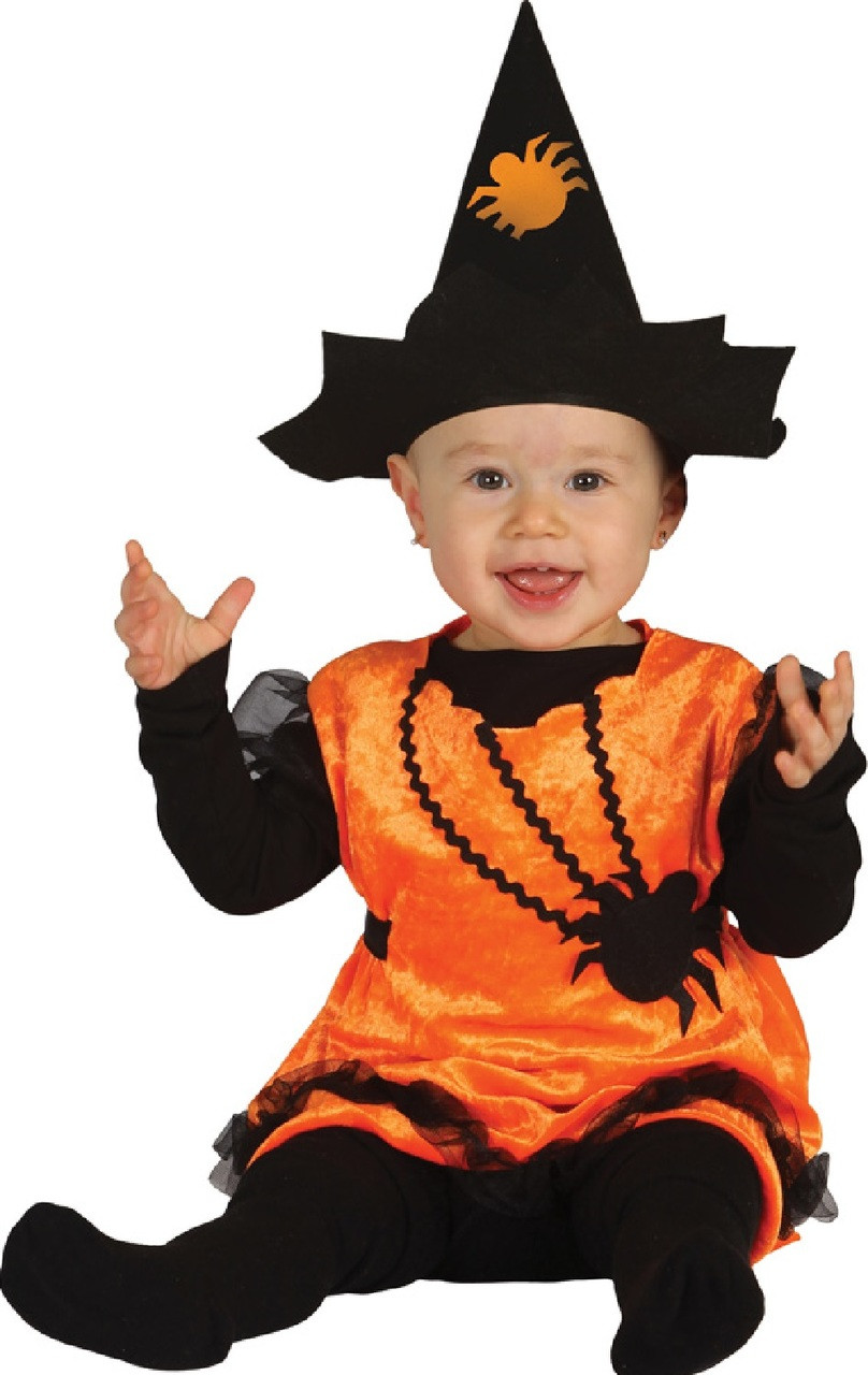 04d3e2324 Baby Spider Witch Fancy Dress Costume - Fancy Me Limited