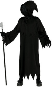 Boys Demented Ghost Fancy Dress Costume
