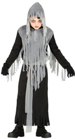 Boys Haunted Spirit Fancy Dress Costume