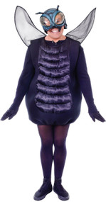 Adult Fly Fancy Dress Costume 1