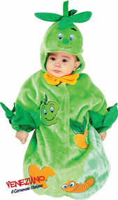 Baby Apple of my Eye Sleeping Sack Fancy Dress Costume