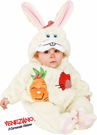 Baby Deluxe Easter Bunny Fancy Dress Costume
