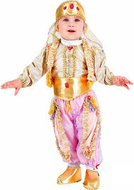 Baby Arabian Princess Fancy Dress Costume