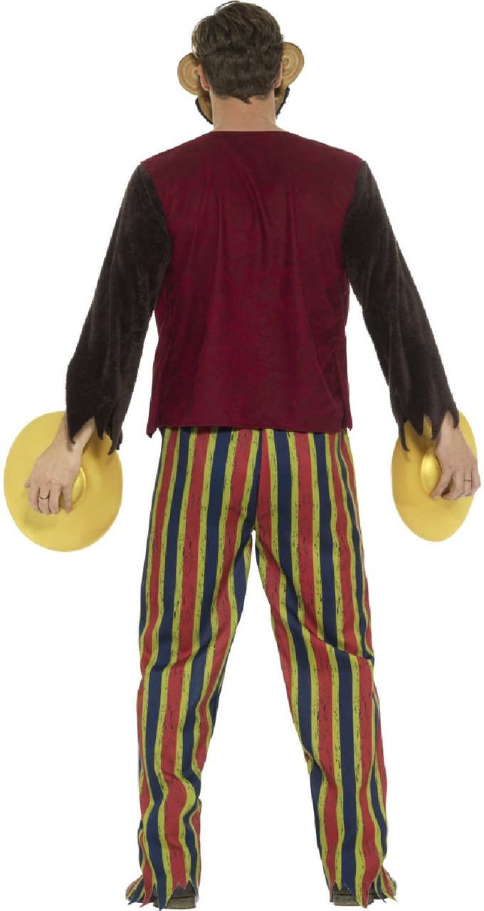 739fee64b413 Men's Deluxe Phantom Monkey Fancy Dress Costume. Previous. Image 1 Click to  view full size image; Image 2