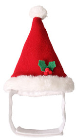 Pet Santa Fancy Dress Hat