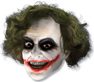 Adults Joker Fancy Dress Mask