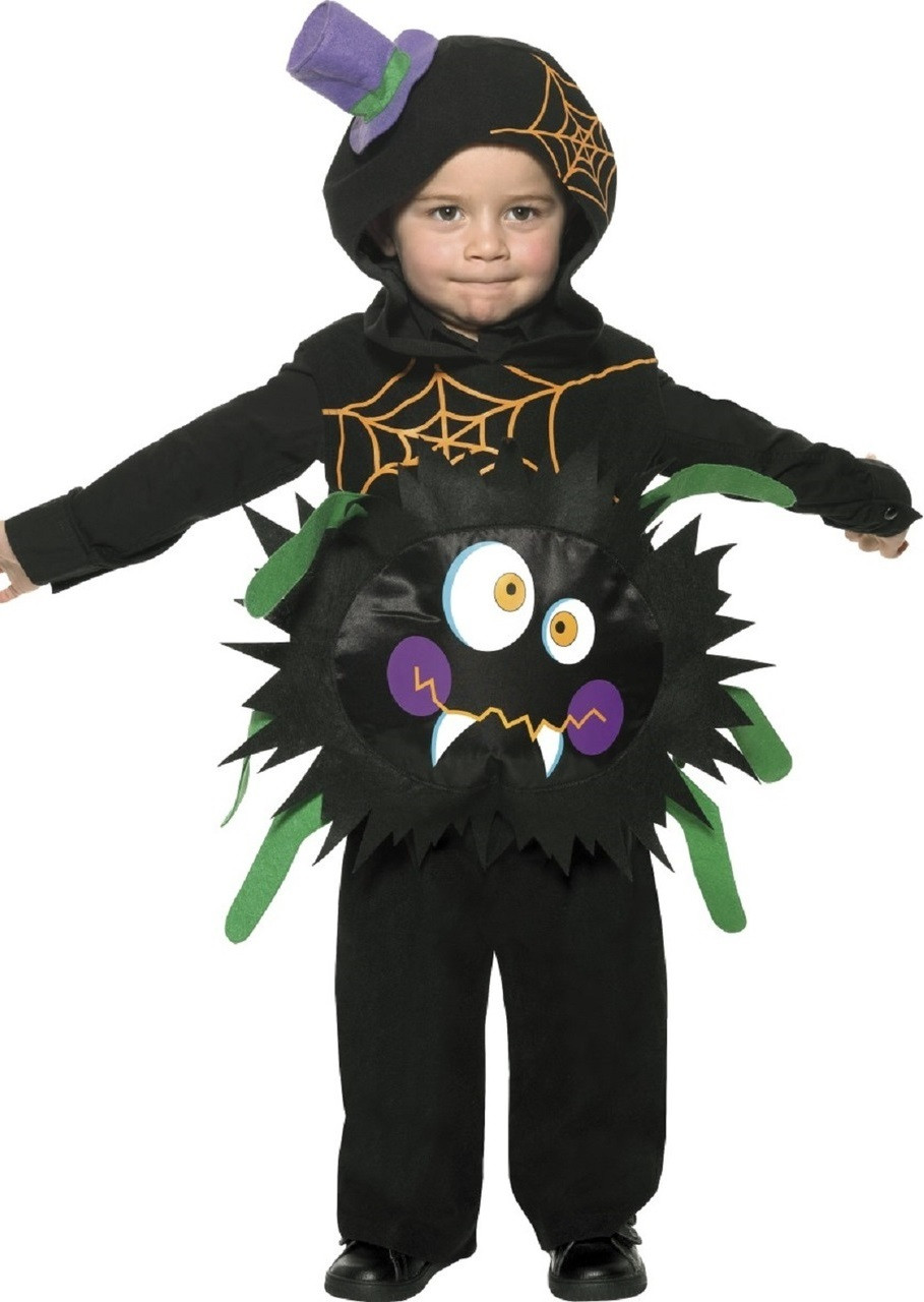 179c8c1fdc0a Toddler Cute Spider Fancy Dress Costume - Fancy Me Limited