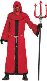 Men's Satanic Devil Fancy Dress Costume