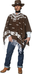 Men's Rustic Cowboy Fancy Dress Costume
