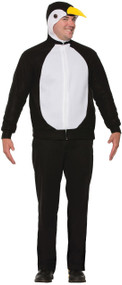Adults Penguin Fancy Dress Hoodie