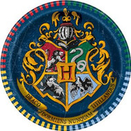 Harry Potter Party Plates - 17 Cm