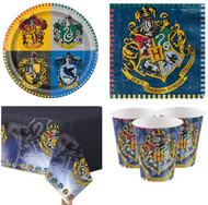 Harry Potter Party Tableware Kit