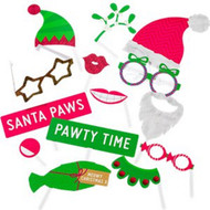 Christmas Pet Photo Booth Props