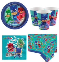 PJ Masks Party Tableware Kit