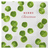 Christmas Sprout Party Napkins
