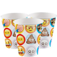 Emoji Party Cups