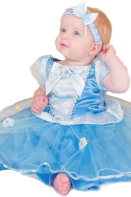Baby Official Cinderella Fancy Dress Costume