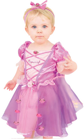 Baby Official Rapunzel Fancy Dress Costume
