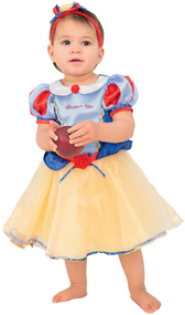 Baby Official Snow White Fancy Dress Costume