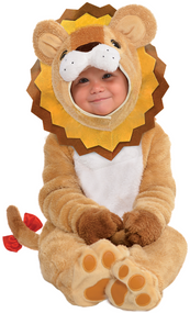 Baby Little Roar Lion Fancy Dress Costume