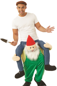 Adult Lift Me Up Gnome Fancy Dress Costume