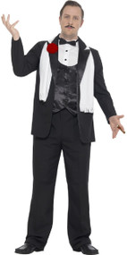 Mens Gangster Fancy Dress Costume 1
