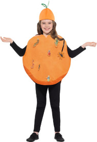 Child's  Giant Peach Fancy Dress Costume