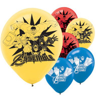 "Avengers 11"" Latex Party Balloons"