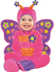Baby Flutterby Butterfly Fancy Dress Costume