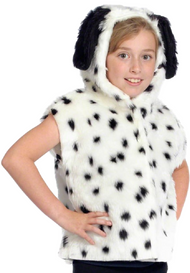 Child's  Dalmatian Tabard Fancy Dress Costume