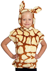 Child's  Giraffe Tabard Fancy Dress Costume