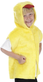 Child's  Chicken Tabard Fancy Dress Costume