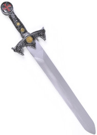 Knights Templar Sword Fancy Dress Weapon