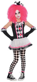 Girls & Older Girls Circus Sweetie Fancy Dress Costume