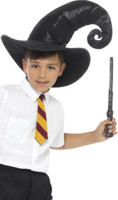 Child's Instant Wizard Fancy Dress Kit