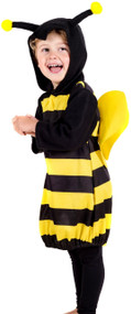 Toddler Bumble Bee Fancy Dress Costume