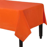 Orange Party Tablecover