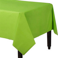 Lime Green Party Tablecover