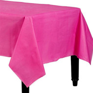 Hot Pink Party Tablecover