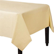 Ivory Party Tablecover