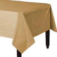 Gold Party Tablecover