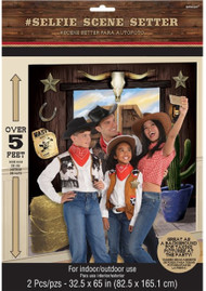 Western Party Scene Setter Decoration