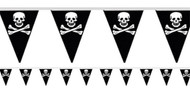 Pirate Party Flag Bunting