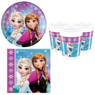 Disney Frozen Party Tableware Set