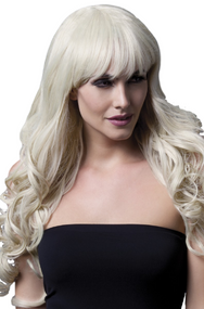 Ladies Professional Platinum Isabelle Wig