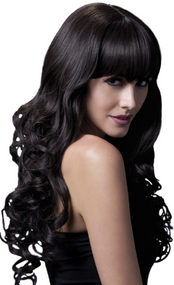 Ladies Professional Brown Isabelle Wig