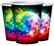 70s Disco Fever Party Cups