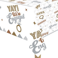 Engagement Party Tablecover