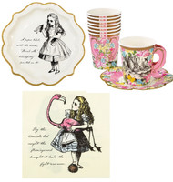 Vintage Alice Tableware Set