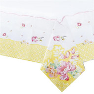 Floral Vintage Party Tablecover